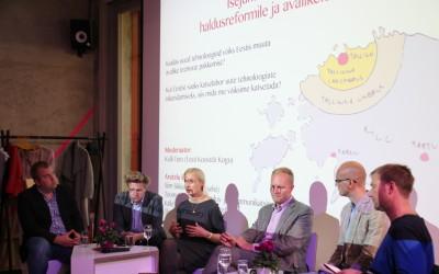 Avaliku arutelu kokkuvõte: Isejuhtivate autode mõju haldusreformile ja avalikele teenustele