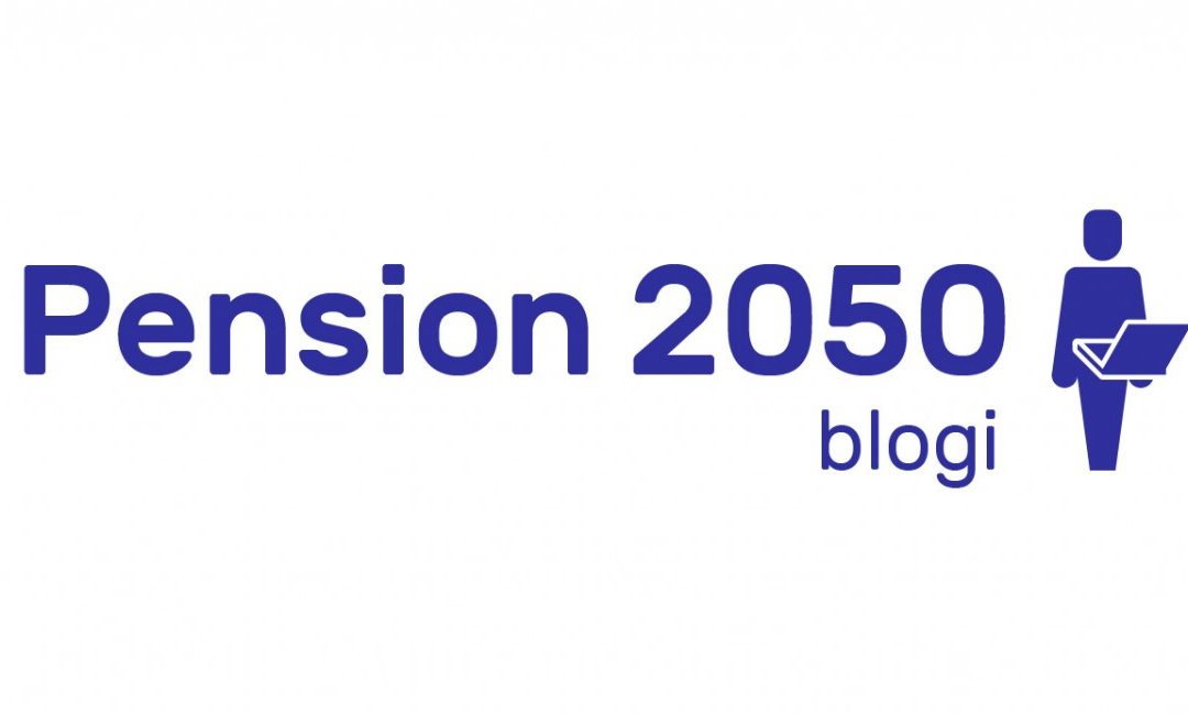 Pension 2050 programmil nüüd ka blogi