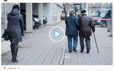 """Eesti pensionisüsteemi ja tuleviku eakuse teemadel """"Reporteritunnis"""""""