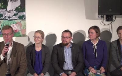 Arvamusfestivali klubi: kuidas luua Eesti suuremaks?