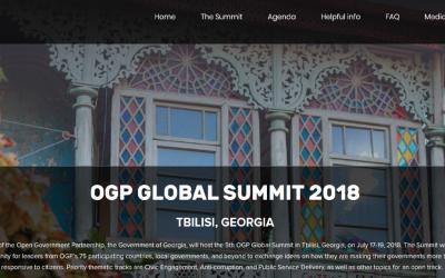 Uue eakuse rahvakogu ja rahvaalgatus.ee avatud valitsemise partnerluse tippkohtumisel Tbilisis